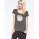 FULL TILT One Cup At A Time Womens Tee