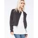 VOLCOM Shattered Stone Zip Womens Jacket