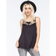 RVCA Obviously Cutout Womens Cami