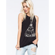 SEA GYPSIES Vagabond Hi Neck Womens Tank
