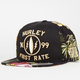 HURLEY Waterman Mens Snapback Hat