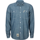 LRG Core Collection Chambray Mens Shirt