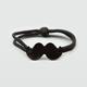 FULL TILT Mustache Rope Bracelet