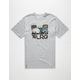 LRG Coordinate Mens T-Shirt