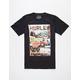 HURLEY Woodblock Boys T-Shirt