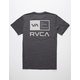 RVCA Right Box Mens T-Shirt