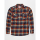 MICROS Red Rover Boys Flannel Shirt