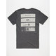 RVCA Bars Mens T-Shirt
