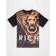 YRN Lionhead Mens T-Shirt