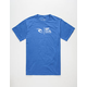 RIP CURL Wave Icon Mens T-Shirt