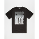 CHOCOLATE Big Choc Fade Mens T-Shirt