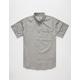 LOST Super Solid Mens Shirt