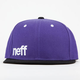 NEFF Daily Mens Snapback Hat