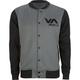 RVCA Grabber Mens Letterman Jacket