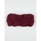 Braided Knit Headwrap