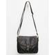 T-SHIRT & JEANS Midnight Hour Zip Crossbody Bag