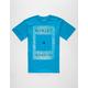 HURLEY Outer Box Fill Mens T-Shirt