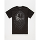 METAL MULISHA Space Mens T-Shirt