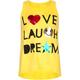 FULL TILT Love Laugh Dream Girls Tank
