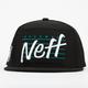 NEFF Vicer Mens Snapback Hat