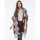 FULL TILT Native Fringe Womens Cardigan