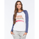 BILLABONG Cali Love Womens Raglan Tee