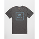 RVCA All The Way Mens T-Shirt