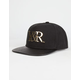 YOUNG & RECKLESS 24K Mens Snapback Hat