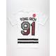 YRN 91 Mens T-Shirt