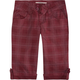 YMI Plaid Skimmer Girls Capris