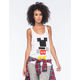 NEFF Disney Collection Mickey Blocks Womens Tank