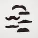 Self-Adhesive Mustache Variety Pack