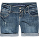 ALMOST FAMOUS Womens Denim Bermuda Shorts
