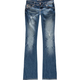 AMETHYST JEANS Low Rise Womens Bootcut Jeans