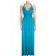 FULL TILT Womens Halter Maxi Dress