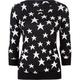 FULL TILT Stars Womens Sweater