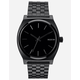 NIXON Time Teller Black Watch