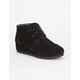 TOMS Girls Desert Wedge Boots