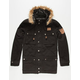 KEY STREET Black Forest Mens Jacket
