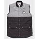 KEY STREET Pintail Mens Puffer Vest