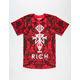 YRN Wall Paper Mens T-Shirt