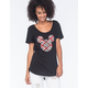 NEFF Disney Collection Aztec Mickey Womens Tee