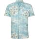 RUSTY Island Fever Mens Hawaiian Shirt