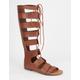 SODA Reanna Womens Gillie Sandals