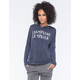 FULL TILT Champagne Campaign Womens Hoodie