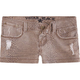 VANILLA STAR Snake Print Womens Shorts