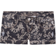 VANILLA STAR Ethnic Print Womens Shorts