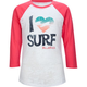 BILLABONG I Heart Surf Girls Tee