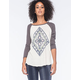 O'NEILL Diamond Womens Raglan Tee