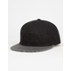 YRN Striped Mens Snapback Hat